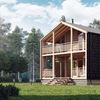 Модульные дома HoltsovHouse