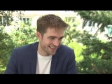 INTERVIEW with Associated Press Robert Pattinson Talks Childhood Relationship with his Sisters