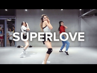1Million dance studio Superlove - Tinashe / Isabelle Choreography