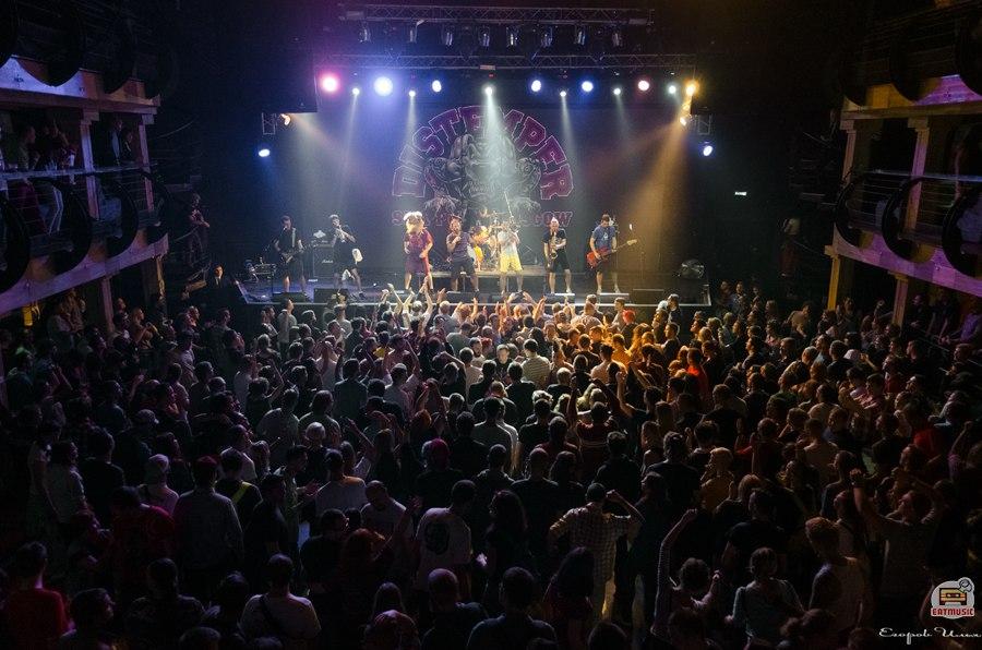 27-й День Рождения группы Distemper в клубе RED