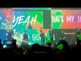 FANCAM 170708 That's My Jam @ B.A.P 2017 WORLD TOUR 'PARTY BABY!'  BANGKOK BOOM