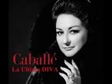 Montserrat Caballe. Quella fiamma che maccende.