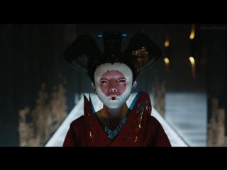 Призрак в доспехах / Ghost in the Shell (2017) Дублированный трейлер [HD]