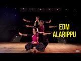 EDM Alarippu : Next-Gen Bharatanatyam