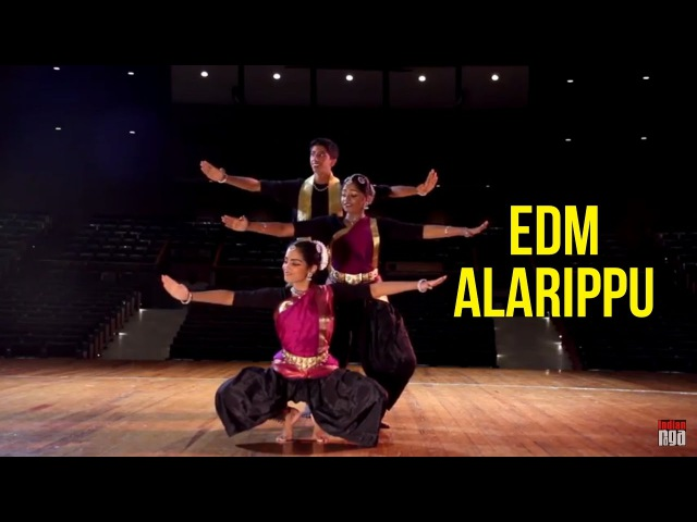 EDM Alarippu Bharatanatyam Best of Indian Classical Dance