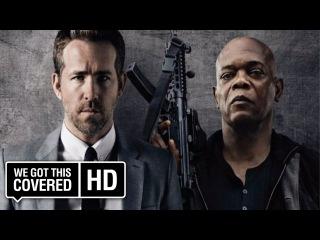 THE HITMAN'S BODYGUARD Official Trailer #3 [HD] Ryan Reynolds, Salma Hayek, Samuel L. Jackson