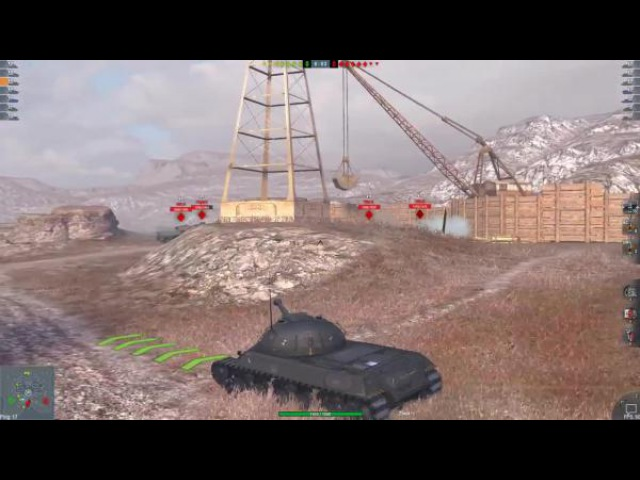 WoT Blitz Обзор ИС-3