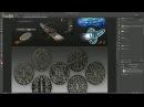 Modeling a Hi-Res Katana in Blender - Part 1