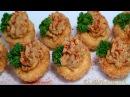 Фаршированные ЯЙЦА во фритюре Необычная подача блюд закусок Deep fried deviled eggs