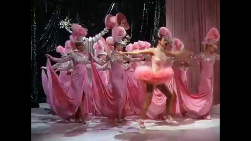Cyd Charisse (1945) Ziegfeld Follies [Here's to the Girls]
