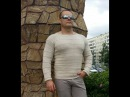 Мужской летний джемпер Расчеты и описание