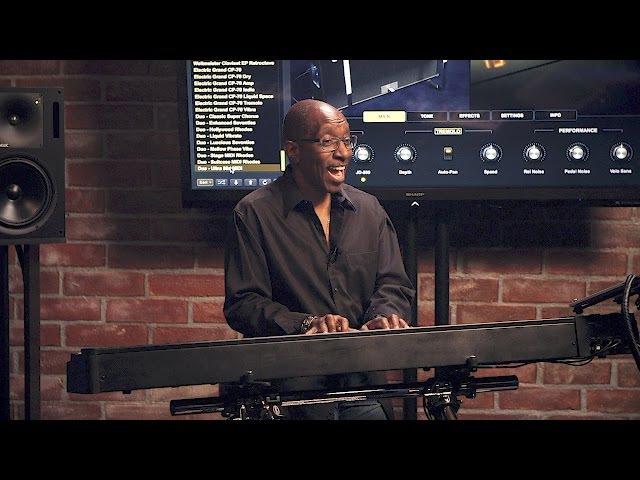 KEYSCAPE Greg Phillinganes Electric Piano Hits