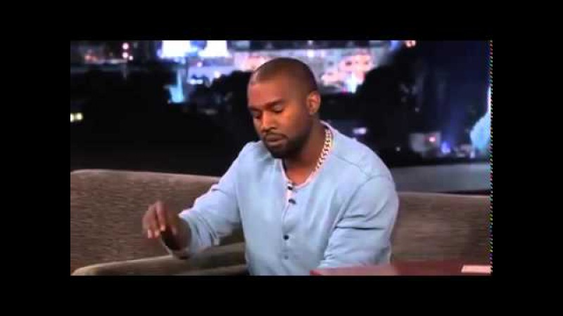 Kanye west I'm going to believe in myself