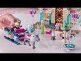 LEGO® Disney Princess Frozen - Slottet og Slædeeventyret (Dansk)