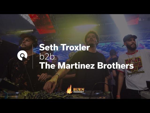 Seth Troxler b2b The Martinez Brothers @ Kappa FuturFestival 2017 BE