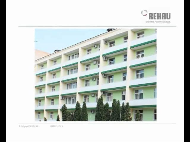 Как остеклить балкон? Совет от REHAU.