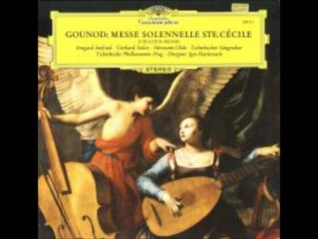 Charles Gounod - 03. Credo (Messe solennelle Sainte Cécile)