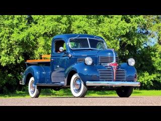 Dodge Job Rated Pickup WC 12 1945–46