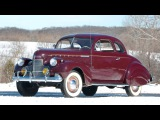 Chevrolet Master DeLuxe Business Coupe KH 1504 1940