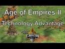 Aoe2: Technology Advantage (TaToH vs TheViper G2) - Elimination Draft