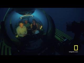 Ian Somerhalder explore the ocean in newest season of Years of Living Dangerously