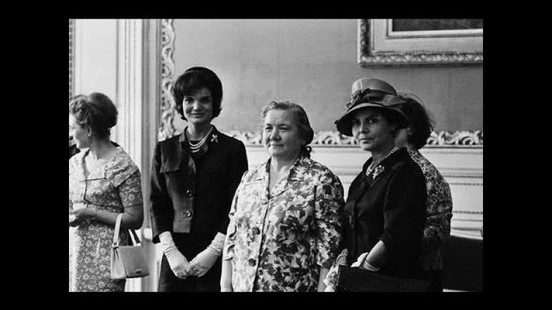 Кремлевские жены. От Надежды Крупской до Людмилы Путиной