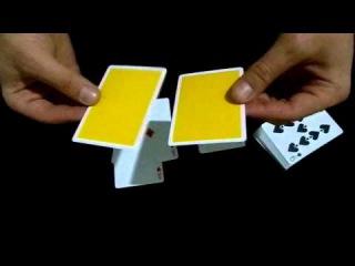 Фокус с колодой NOC V3 Краплёная колода / Marked deck (ОБУЧЕНИЕ ФОКУСАМ)