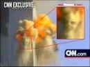 Демонические лица в дыму башен близнецов 9/11 (HD-720)