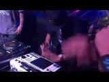 Luck Muzik DJ oficial do Mr.Catra tocando ao vivo 2016