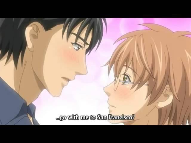 Koisuru Boukun Тиран, который влюбился 1 серия OVA