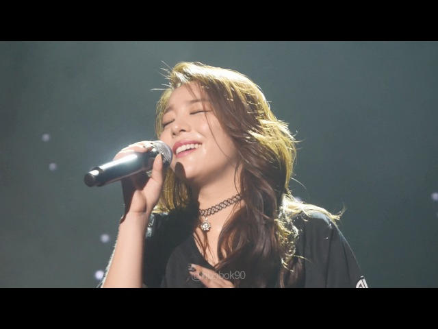 160724 에일리 Ailee - I Will Always Love You (원곡: Whitney Houston) @JTN 라이브 콘서트