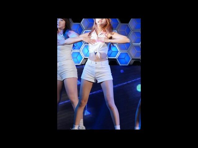 [170422] 프리스틴 PRISTIN (나영 Nayoung) - 블랙 위도우 Black Widow (코엑스 어반 파크 페스타) 직캠/Fancam by PIERCE