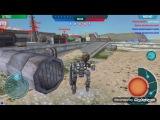 War Robots Avandor обновление 2.6.1  первый взгляд+опрос в конце видео