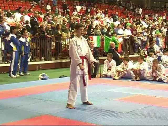 4-й Чемпионат мира по каратэ Сербия 10-14.10.2012г.