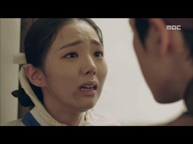 [The Rebel] 역적 : 백성을 훔친 도적 ep.27 Jeong-Hyun to make a plea let me die. is Chae Soo-bin.20170501