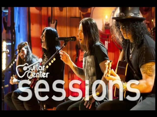 Slash feat Myles Kennedy Guitar Center Sessions full part 1