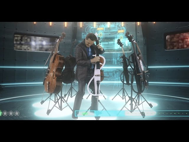 CeLLOOPa - Original tune with 8 Cellos and a LOOP PEDAL! The Piano Guys