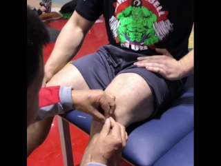 Восстановления китайских тяжелоатлетов