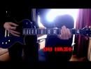 Rammstein - [Du Hast] guitar cover by Marteec!