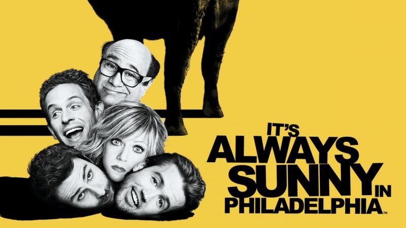 В Филадельфии Всегда Солнечно Сезон 2 Серии 5-7 Верьте в Бога и он даст вам тапки!