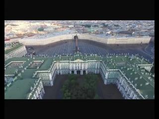 Город Великого Петра. Величественный и помпезный.