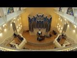 В.А.Моцарт Фуга до минор для органа и фортепиано K 426