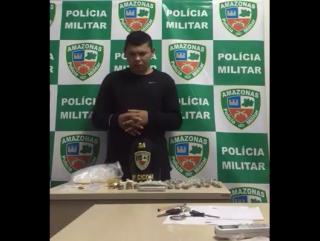 Vagabundo é preso no dia do aniversário de 18 anos