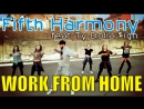 Fifth Harmony – Work From Home ft. Ty Dolla $ign choreography by Vladimir Osipenko