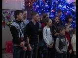 Дети, которые находятся под опекой, получили сладкие подарки от корреспондента телеканала  «Russia Today» Романа Косарева