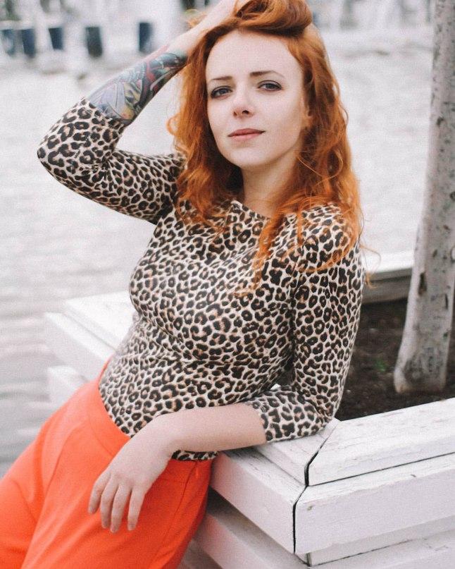 Женя Огурцова | Москва