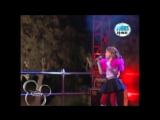 Disney Channel My camp rock La final. Lucia Gil Two Stars Final Jam
