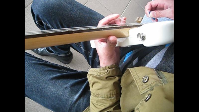 Cort Stratocaster Tremolo (video 1)