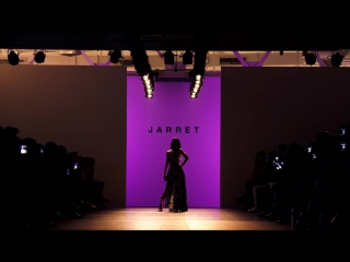 Lia Kim | Purple Cloud - traila $ong | Freestyle Performance at Jarret NYFW 2017 f-w Show