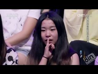 Девочка на китайском шоу талантов гипнотизирует и усыпляет животных - girl hypnotize animals